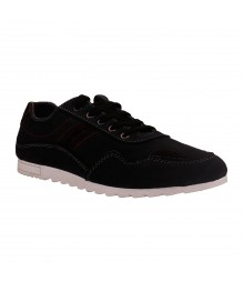 Vostro Men Casual Shoes Boxer Black VCS0003